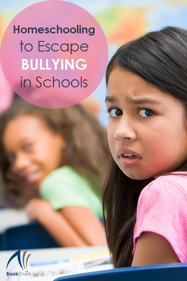 Homeschooling to Escape Bullying in Schools