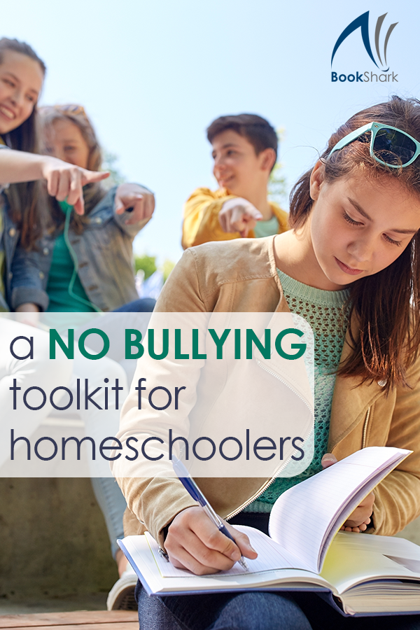 A No Bullying Toolkit for Homeschoolers