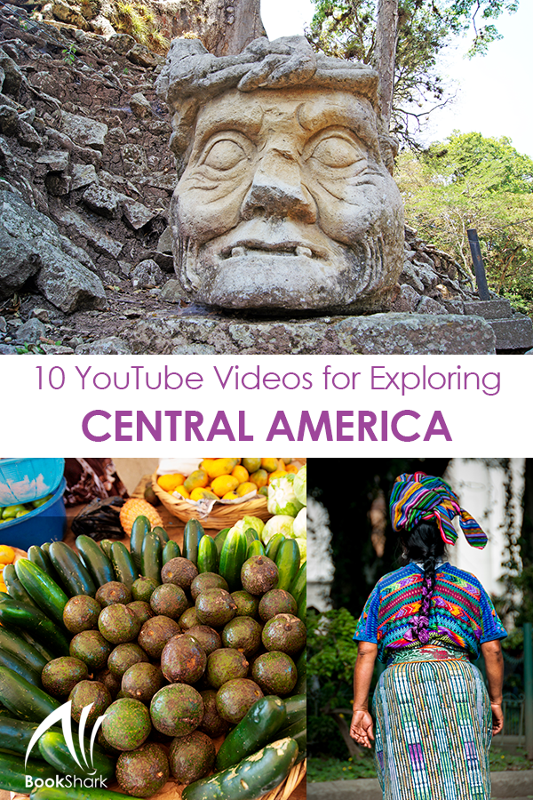10 YouTube Videos for Exploring Central America