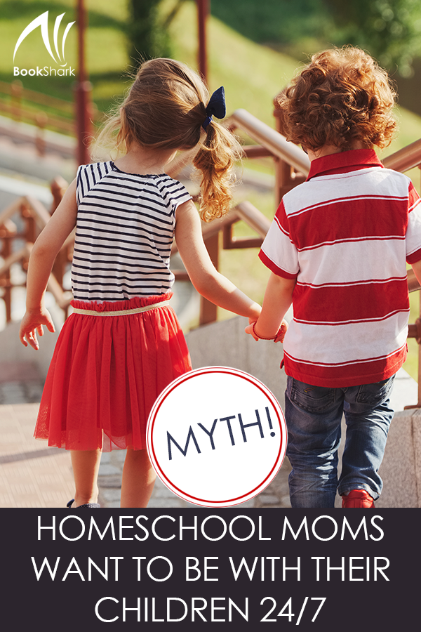 Contrary to Popular Belief, Not All Homeschool Moms Want to Be with Their Kids 24/7