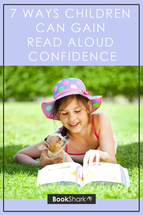 7 Ways Children Can Gain Read Aloud Confidence