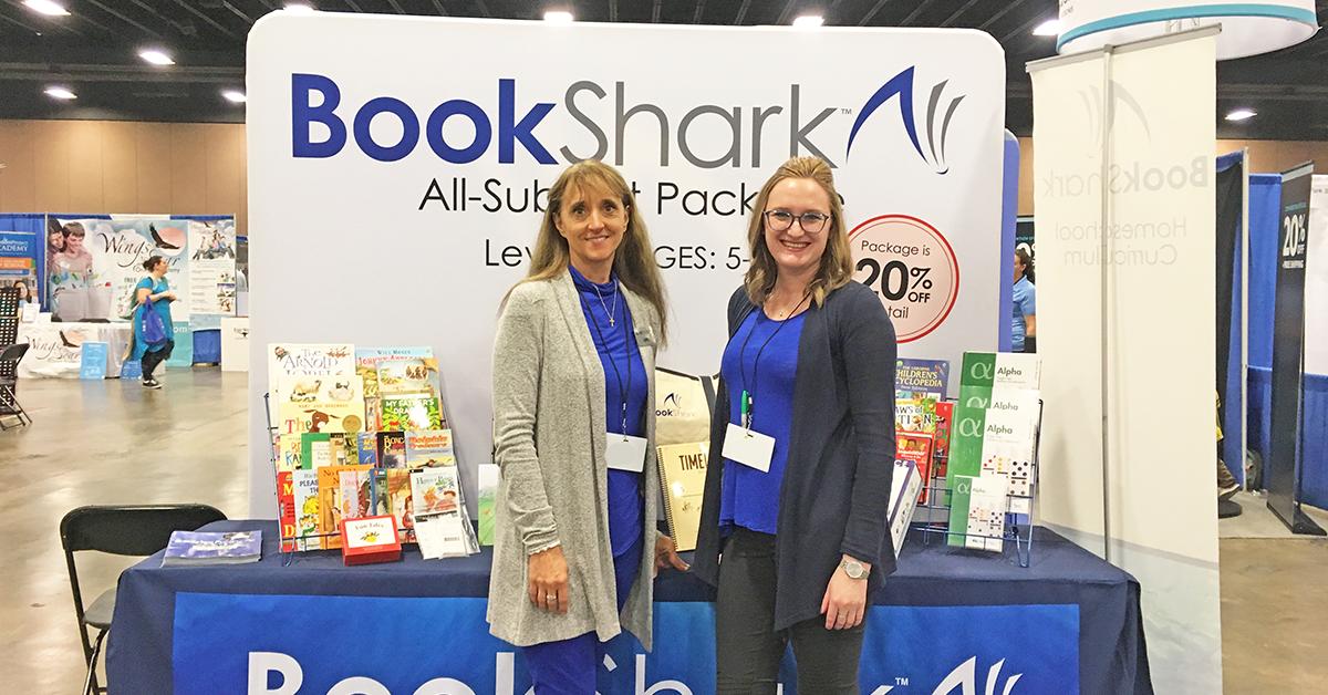 2019 BookShark homeschool convention schedule