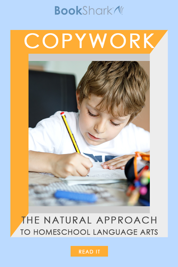 Copywork: A Natural Way to Teach Language Arts