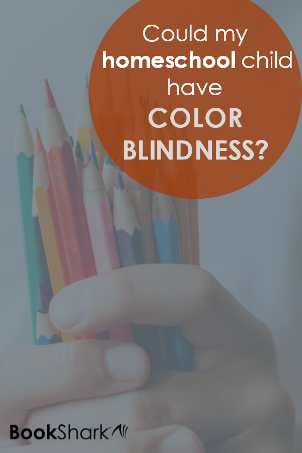 Could My Homeschooled Child be Color Blind?