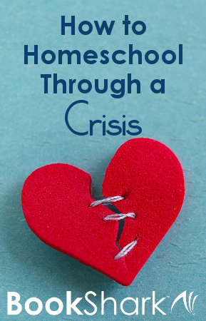 How to Homeschool Through a Crisis