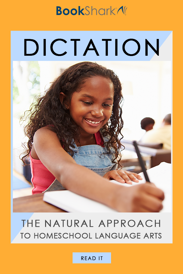 Dictation: A Natural Way to Teach Language Arts