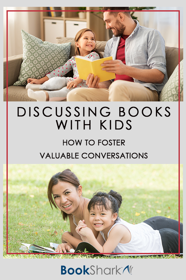 Discussing Books with Kids: How to Foster Valuable Conversations