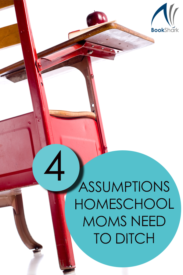 Four Assumptions Homeschool Moms Need to Ditch