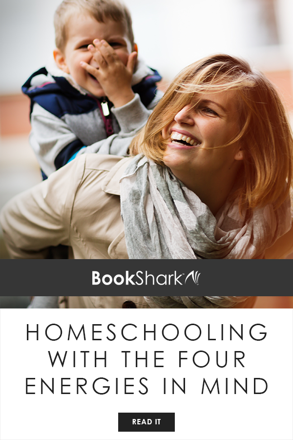 Homeschooling with the Four Energies in Mind