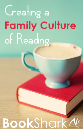Creating a Family Culture of Reading