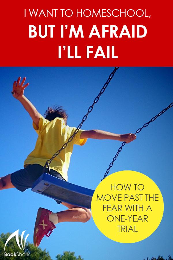 I Want to Homeschool, But I'm Afraid I'll Fail