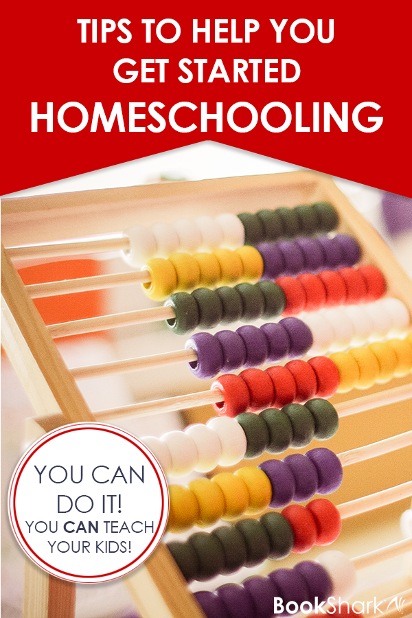 Tips to Help You Get Started Homeschooling