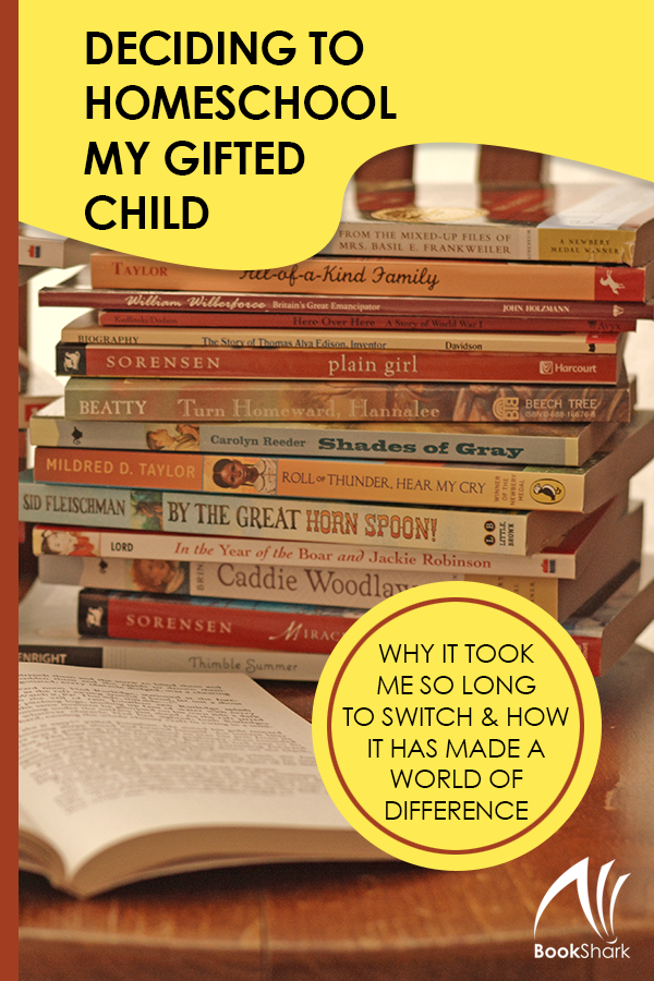 Deciding to Homeschool My Gifted Child