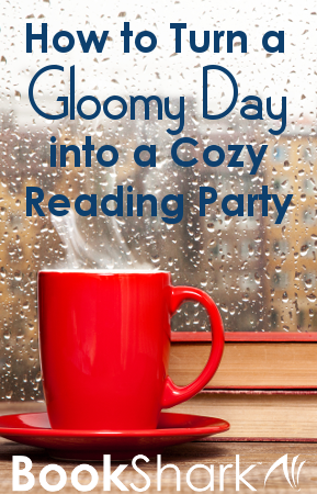 How to Turn a Gloomy Day into a Cozy Reading Party