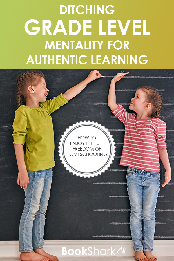 Ditching Grade Level Mentality for Authentic Learning