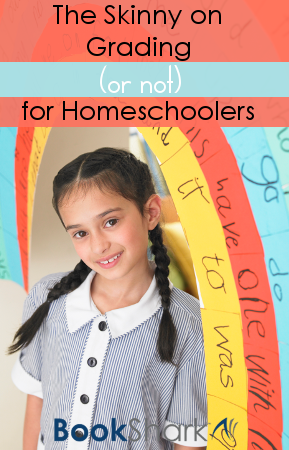 The Skinny on Grading (or Not) for Homeschoolers