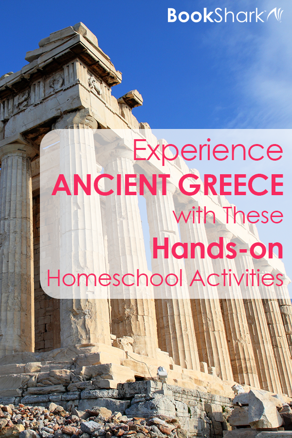 Experience Ancient Greece with These Hands-on Homeschool Activities