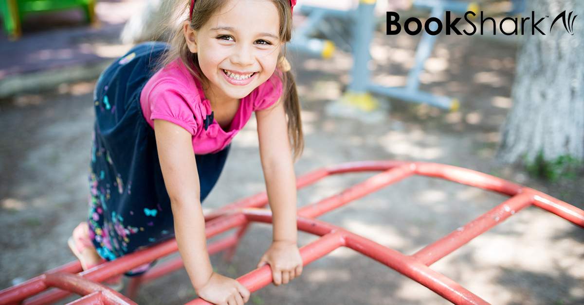 Giving Our Kids Play Space They Need >> Giving Our Children The Grit They Need For Success Bookshark