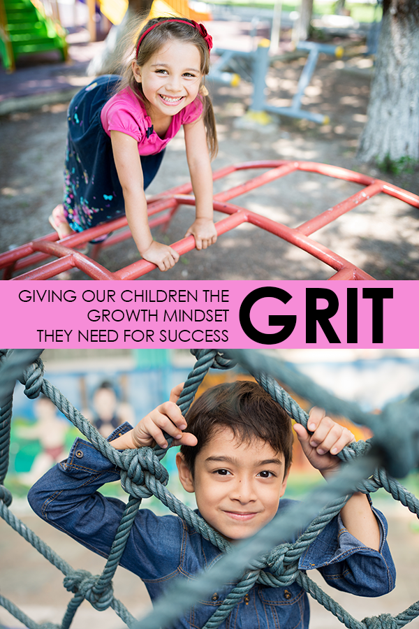 Giving Our Children the Grit They Need for Success