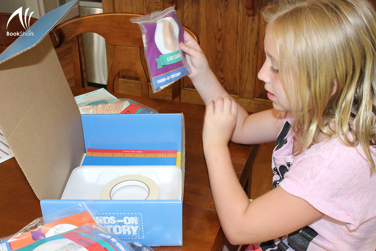 Hands-on projects for homeschool history
