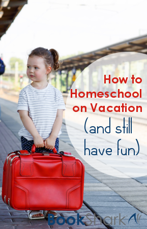 How to Homeschool on Vacation (And Still Have Fun!)