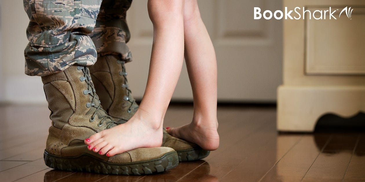 Homeschooling with BookShark: A Smart Choice for Military Families