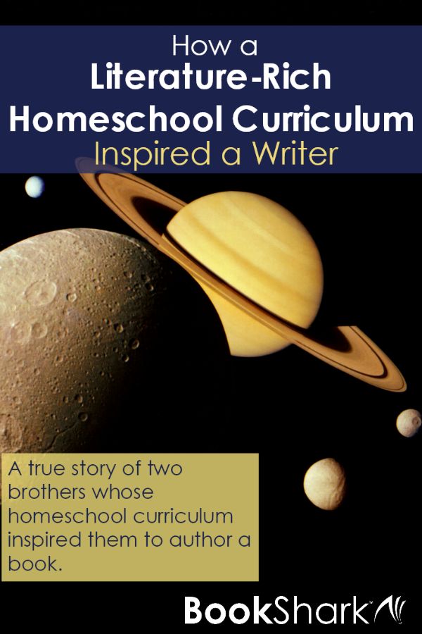 How a Literature-rich Homeschool Curriculum Inspired a Writer