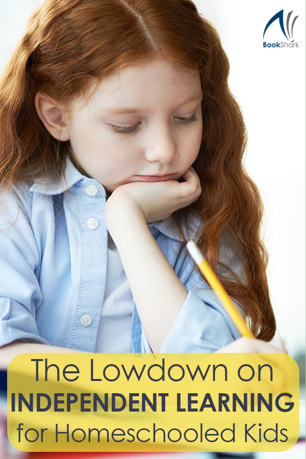 The Lowdown on Independent Learning for Homeschooled Kids