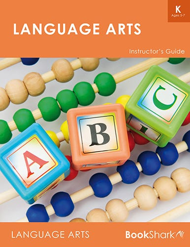 bookshark level package ages subject instructor guides included