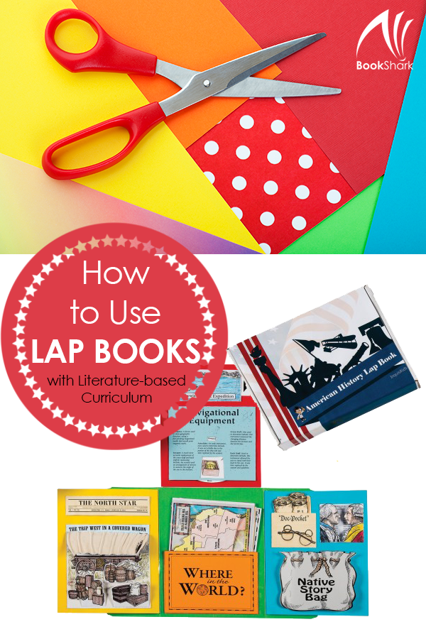 How to Use Lap Books with Literature-based Curriculum