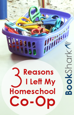 Three Reasons I Left My Homeschool Co-Op