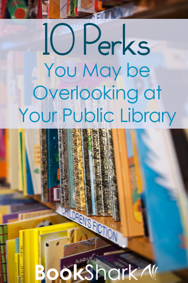 10 Perks You May be Overlooking at Your Public Library