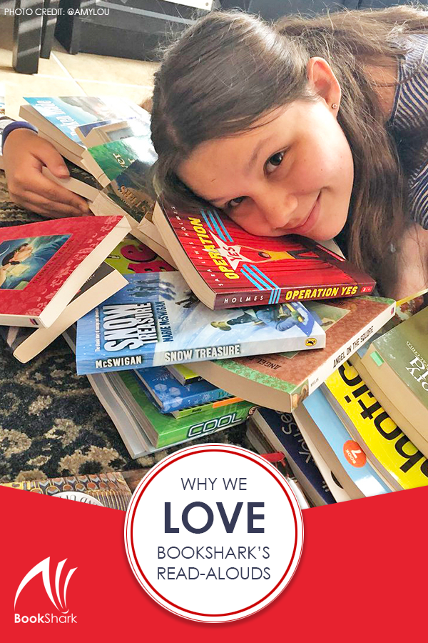 Why We Love BookShark's Read-Alouds