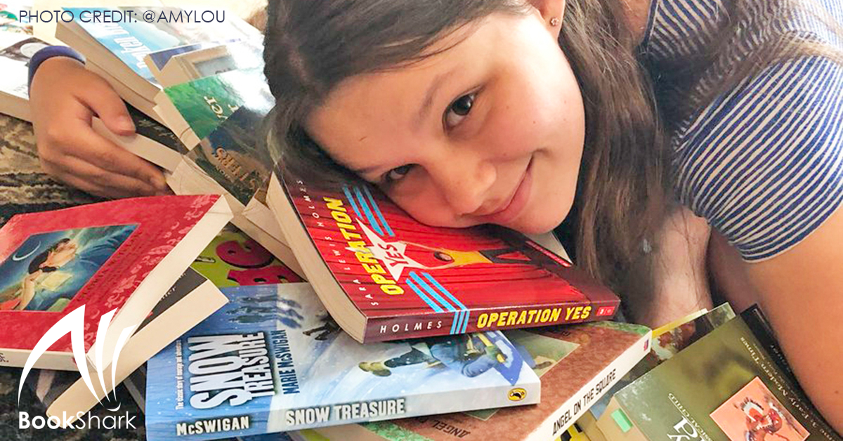 Why I Love BookShark's Read-Alouds