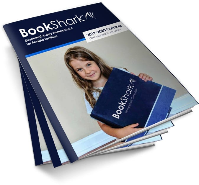 BookShark 2019 Curriculum Catalog