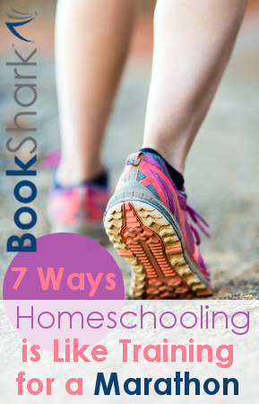 7 Ways Homeschooling is Like Training for a Marathon
