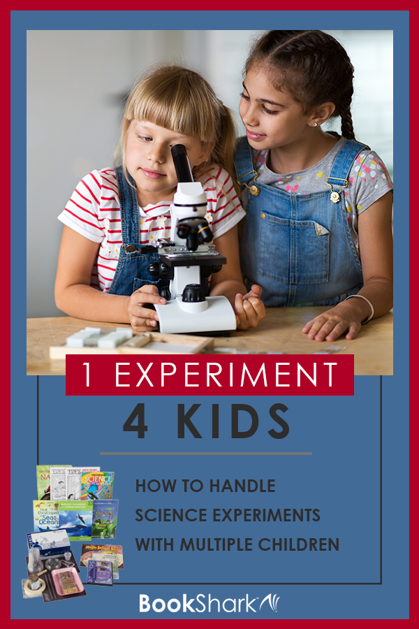 How to Handle One Science Experiment with Four Levels