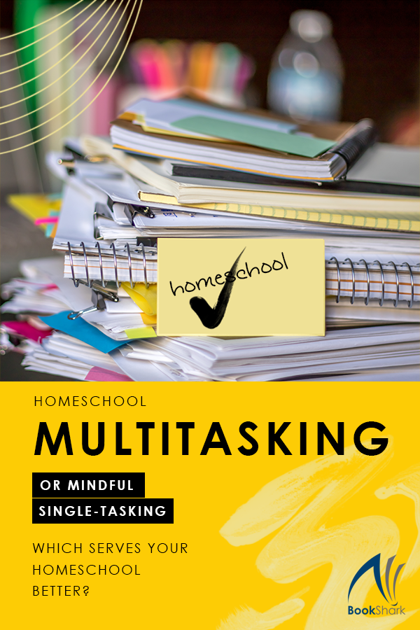 Multitasking or Mindful Single-tasking?