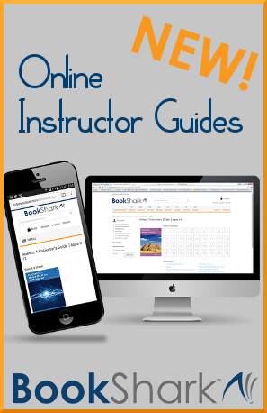 New Online Instructor Guides from Bookshark