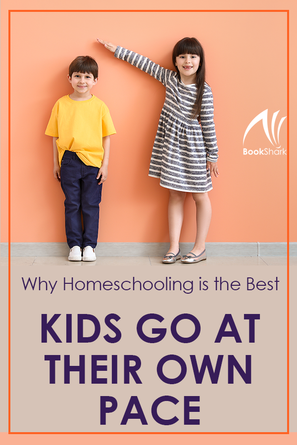Why Homeschooling is the Best: Kids Go at Their Own Pace