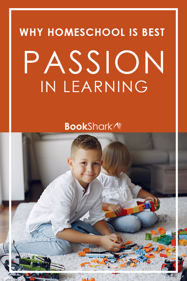 Why Homeschool Is Best: Passion in Learning