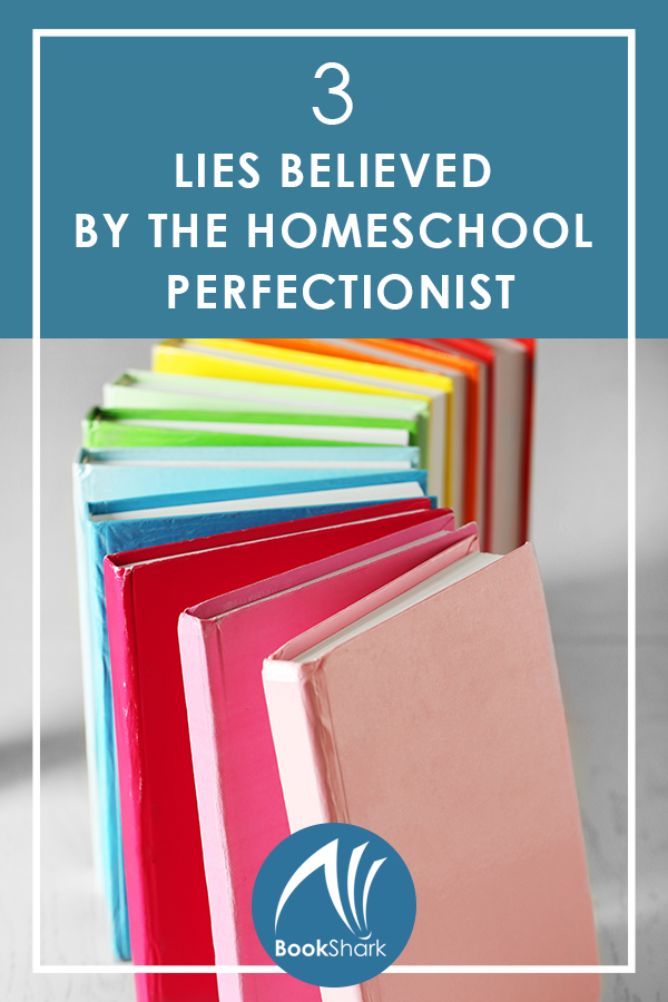 Three Lies Believed by the Homeschool Perfectionist
