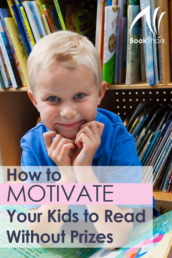 How to Motivate Your Kids to Read Without Prizes