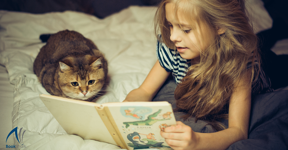 How Reading Helps Our Anxious Child
