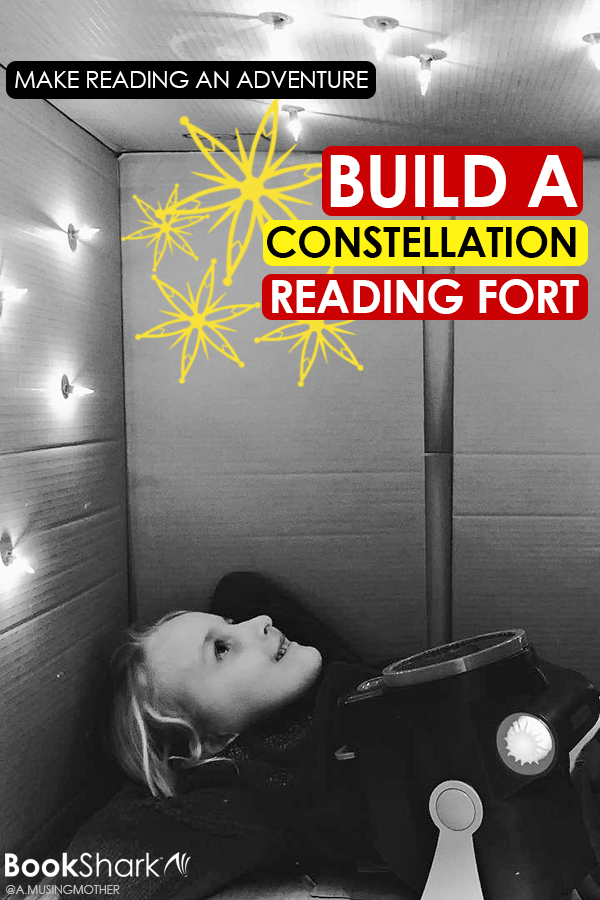 How to Build a Constellation Reading Fort