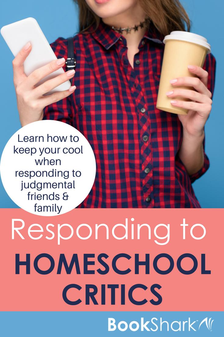 Responding to Homeschool Critics