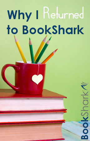 Why I Returned to BookShark