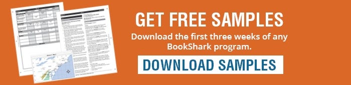 Get Free Samples of BookShark Curriculum