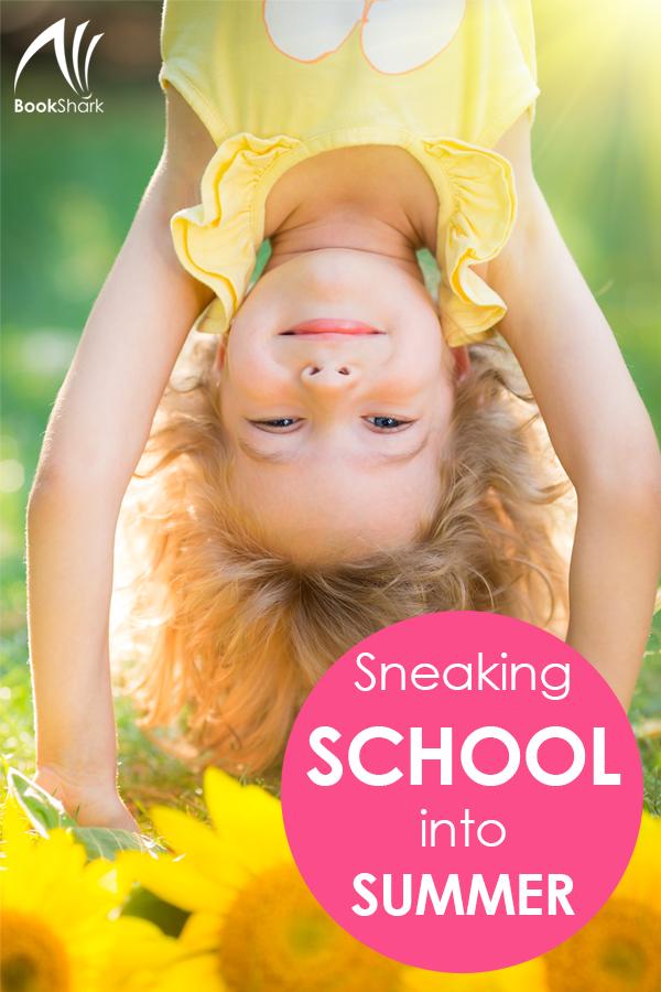 Sneaking School into Summer