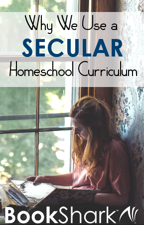 Why We Use a Secular Homeschool Curriculum